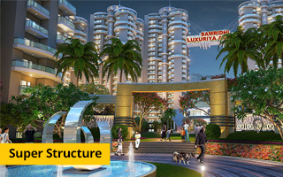 Super Structure - 3 BHK flats in Greater Noida west